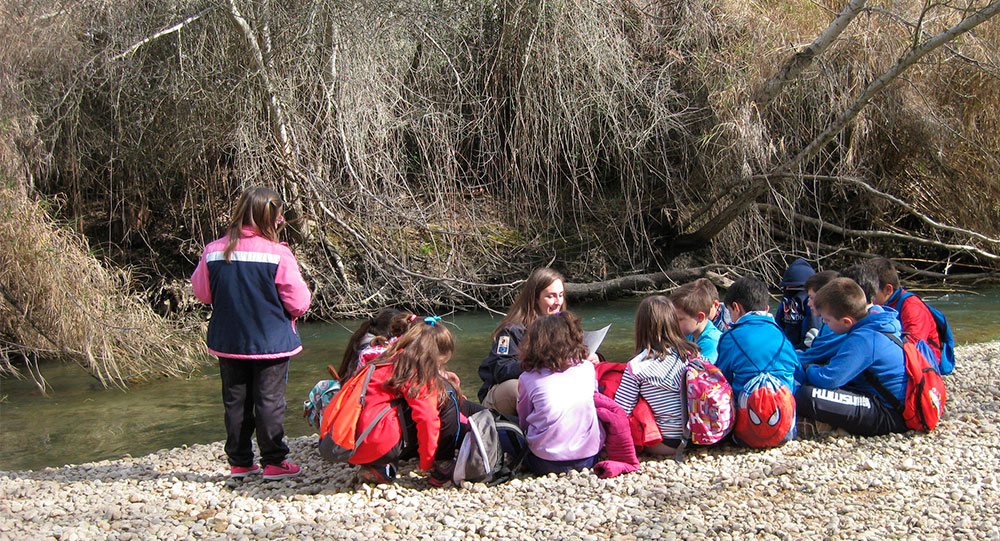 Celebracioónn del Día de las Reservas Naturales y Fluviales