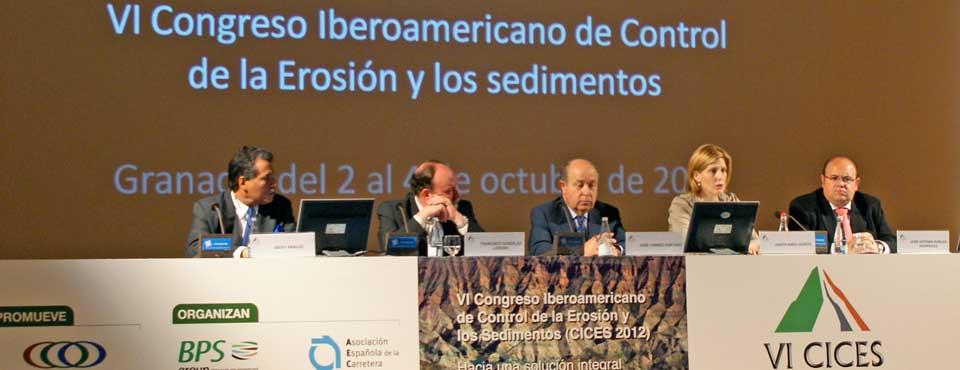 Conclusiones VI Congreso Iberoamericano del Control de la Erosión y los Sedimentos