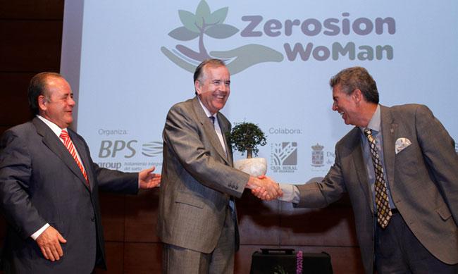 Entrega del Primer Premio Zerosión